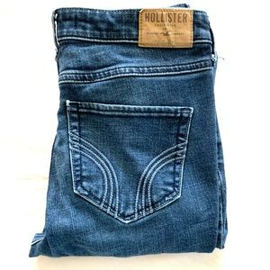 Hollister Women's High-Waisted Skinny Jeans Size 3